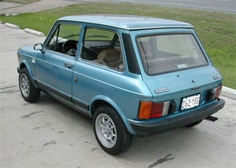 Images for > Autobianchi A 112