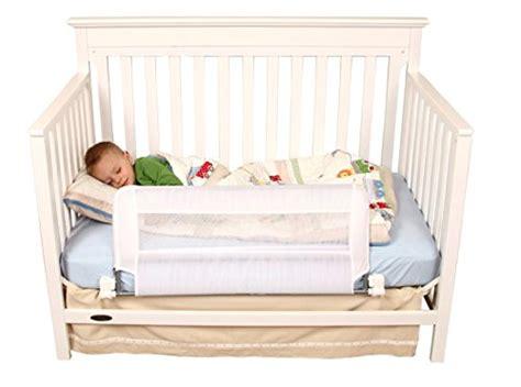 Dexbaby Safe Sleeper Convertible Crib Bed Rail by Dexbaby Safe Sleeper Convertible Crib Bed Rail White