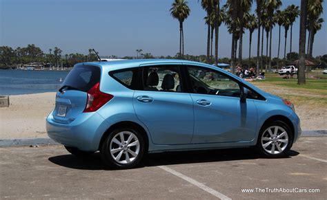 Nissan Versa Hatchback by Drive 2014 Nissan Versa Note Hatchback