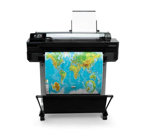 hp designjet   plotter cqa wide format printer