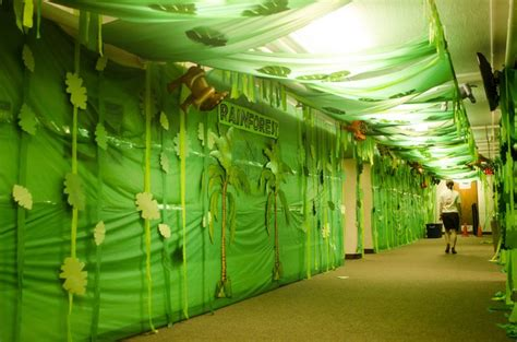 Decorating Ideas Journey The Map by These Walls For A Jungle Vbs Journey The Map