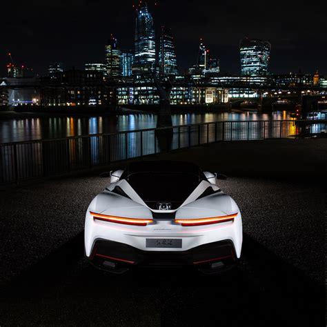 automobili pininfarnia reveals  battista vehicle