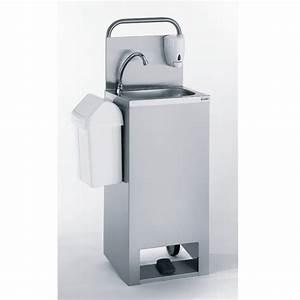 Lave Main Inox : lave main inox mobile autonome coulisses ~ Melissatoandfro.com Idées de Décoration