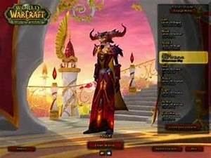 World Of Warcraft Tier 6 Armor Sets