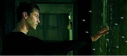 Matrix Keanu Reeves Neo 90s Movies Giphy