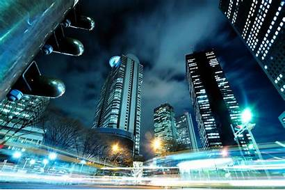 Tokyo Lights Japan Background Wallpapers Wallpaperaccess Backgrounds