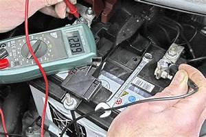 Diagram Battery Alternator