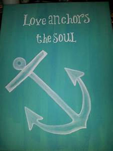 love anchors the soul | my projects | Pinterest
