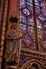 La Sainte-Chapelle   Statue, Stained glass windows ...