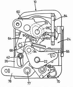Door Lock Drawing At Getdrawings Com