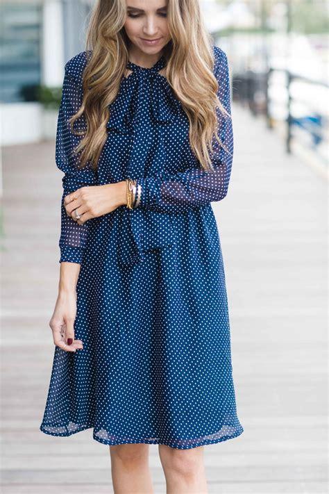chic bow collar dress tutorial allfreesewingcom