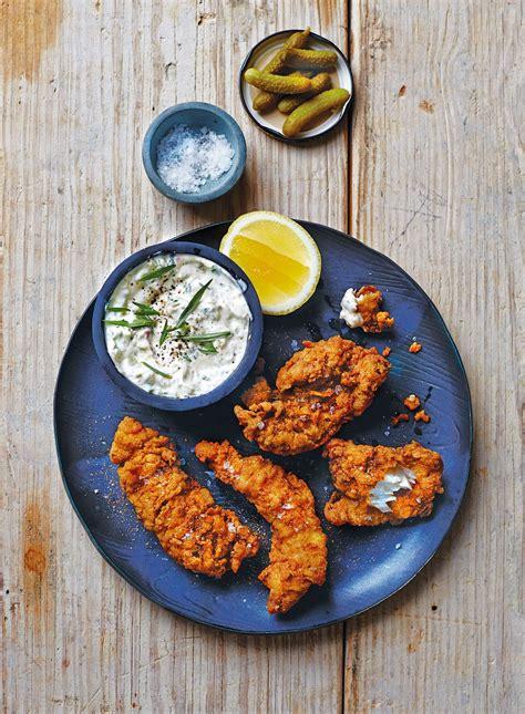 grouper sauce fingers fried recipes him he tartar homemade