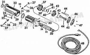 Oster Clipmaster Parts Diagram