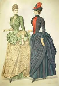 Victorian 1880 Fashion for Women