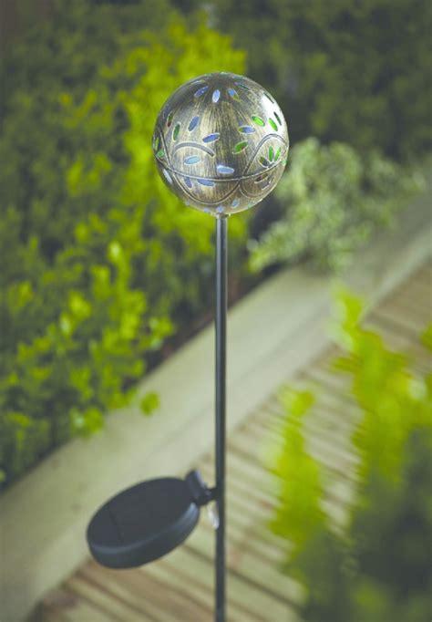 cole bright solar filigree stake light bosworths