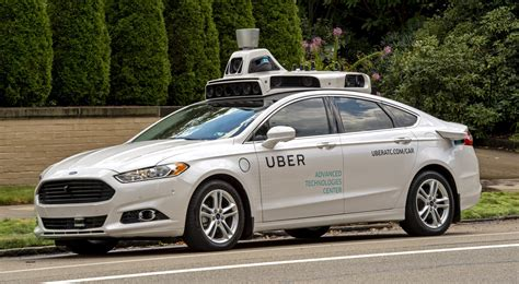 Pittsburgh Residents Get Ready For Driverless Uber Cars