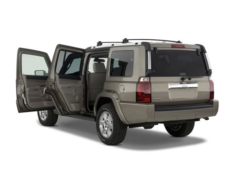 jeep commander reviews research commander prices