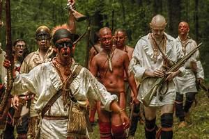 Ready For Battle Eastern Woodland Indian Digital Art By