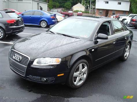 2005 Audi A4 by 2005 Brilliant Black Audi A4 3 2 Quattro Sedan 10733335