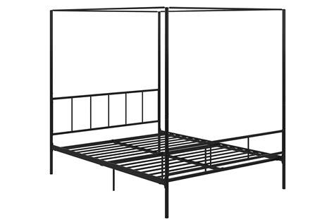 Novogratz Marion Canopy Bed
