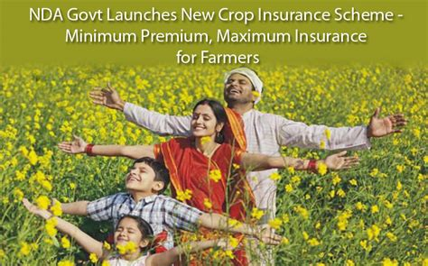 Data on how experience level affects total compensation is provided by the bureau of labor statistics (bls) as part of their national compensation survey. NDA Govt Launches New Crop Insurance Scheme - Minimum Premium, Maximum Insurance for Farmers ...