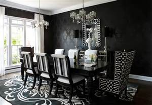 Black And White Dining Room Ideas 10 Ways To Achieve A Inspired Home Freshome