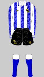Black Shorts - Sheffield Wednesday Matchday - Owlstalk ...