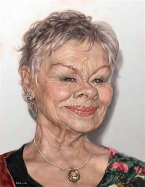 Top Judi Dench Pixie Haircut Images for Pinterest Tattoos