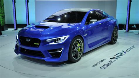 Subaru Car : This 2016 Subaru Wrx Comes With A Hidden Surprise