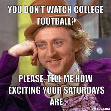 College Football Memes - 15 memes that perfectly describe 2015 college football season