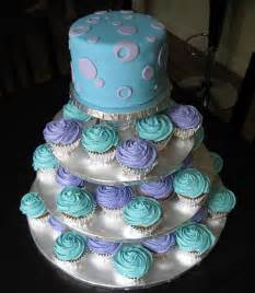 wedding cake and cupcakes cupcake wedding cakes pictures and ideas