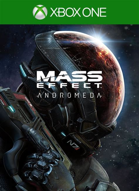 Mass Effect Andromeda For Xbox One 2017 Rating Systems