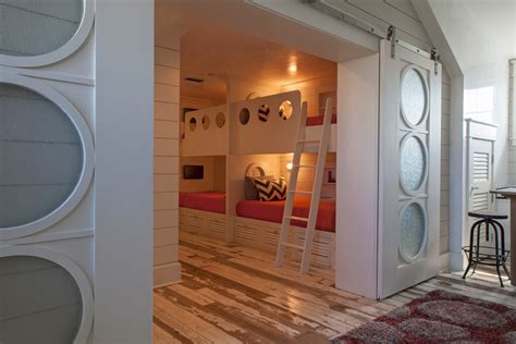 bunk beds room design superb bunk bed with slide in kids transitional with track door next to bunk room alongside low