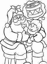 Santa Claus Dibujos Coloring Pintar Imagenes Popular sketch template