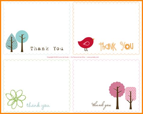 thank you card template free 10 thank you card templates card authorization 2017