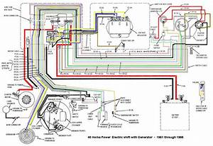 1965 20 Hp Mercury Outboard Tachometer Wiring Diagram