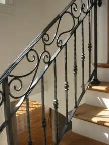 Rambarde Escalier Interieur by La Rambarde Fer Forg 233 Quelques Mod 232 Les Inspirantes