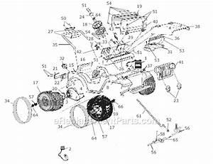 Power Wheels Diego Jeep Blitz