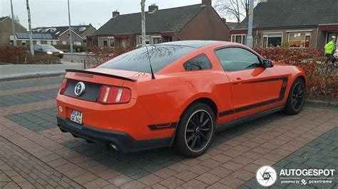 2019 Ford Mustang 302 by Ford Mustang 302 2013 2 Janvier 2019 Autogespot