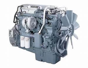 Detroit Diesel Series 60 Egr Ddec Iv Ddec V Engine