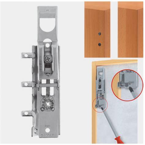 comment accrocher un meuble de cuisine au mur boîtier 801 pour fixation éléments hauts camar bricozor