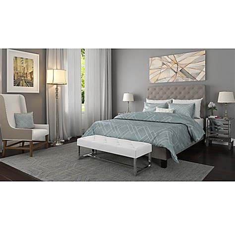 Modern Glamour Bedroom   Bed Bath & Beyond