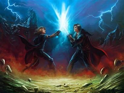 Battle Fantasy Wallpapers Deviantart Desktop Background Backgrounds