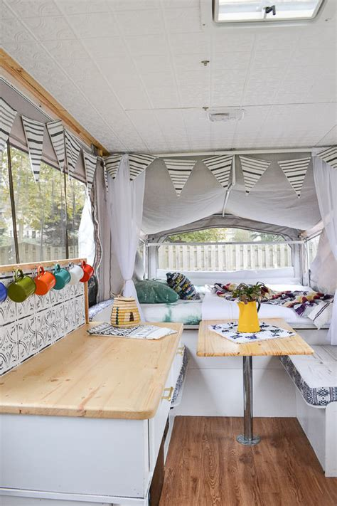 amazing camper interior ideas   surprise    style