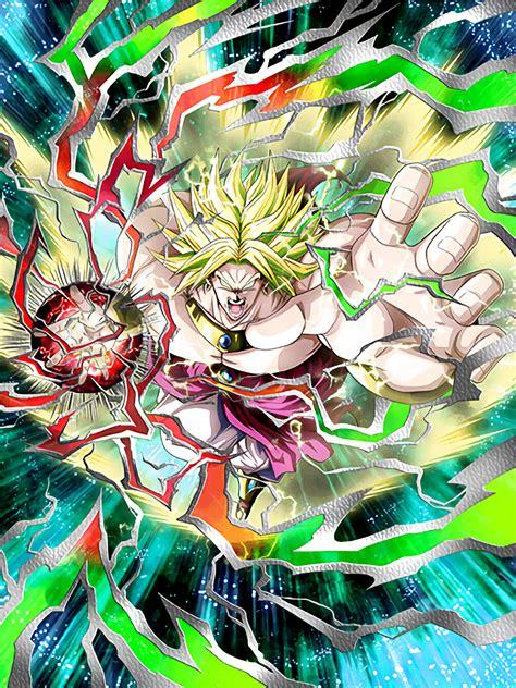 eternal horror legendary super saiyan broly dragon ball