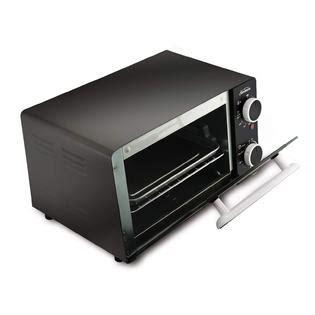 Sunbeam Toaster Oven by Sunbeam Tssbtv6001 4 Slice Toaster Oven Black