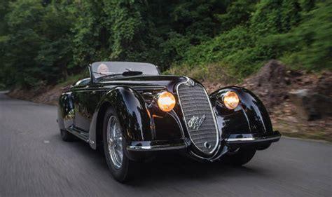 classic alfa romeo set  fetch million  auction
