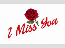 I Miss You PNG HD Images