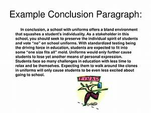 PPT - How to Write a Concluding Paragraph PowerPoint ...