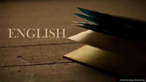 English Language Backgrounds 4K Download